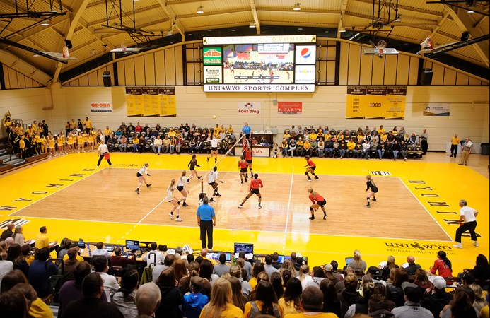 Cowgirl Volleyball Announces 2018 Schedule University Of Wyoming Athletics