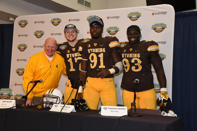 Value of Media Exposure Surrounding Wyoming Football in the Fall of 2017  Exceeds  46 Million - University of Wyoming Athletics aebb5c92a