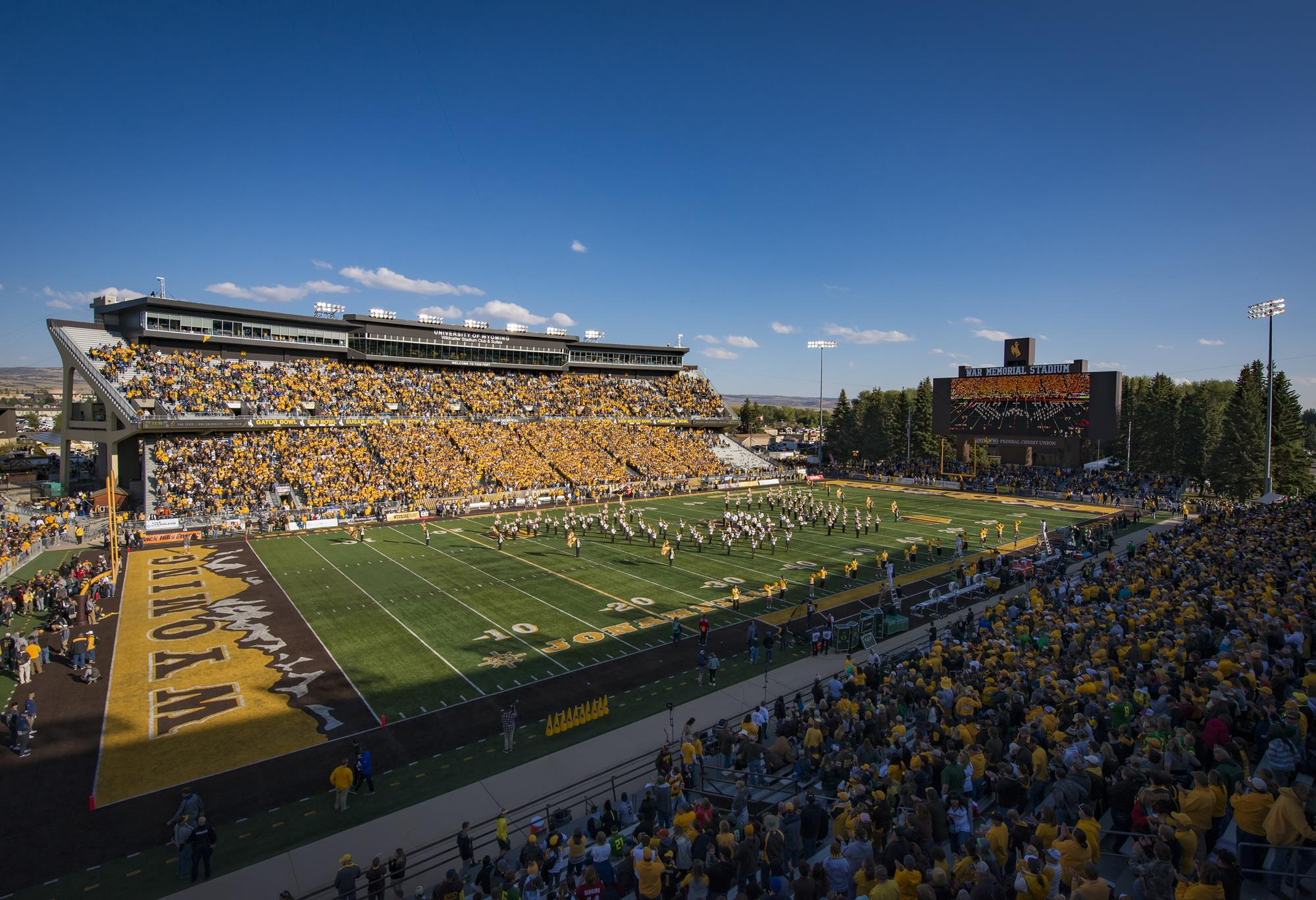 2018 Wyoming Football Schedule Announced   University of Wyoming
