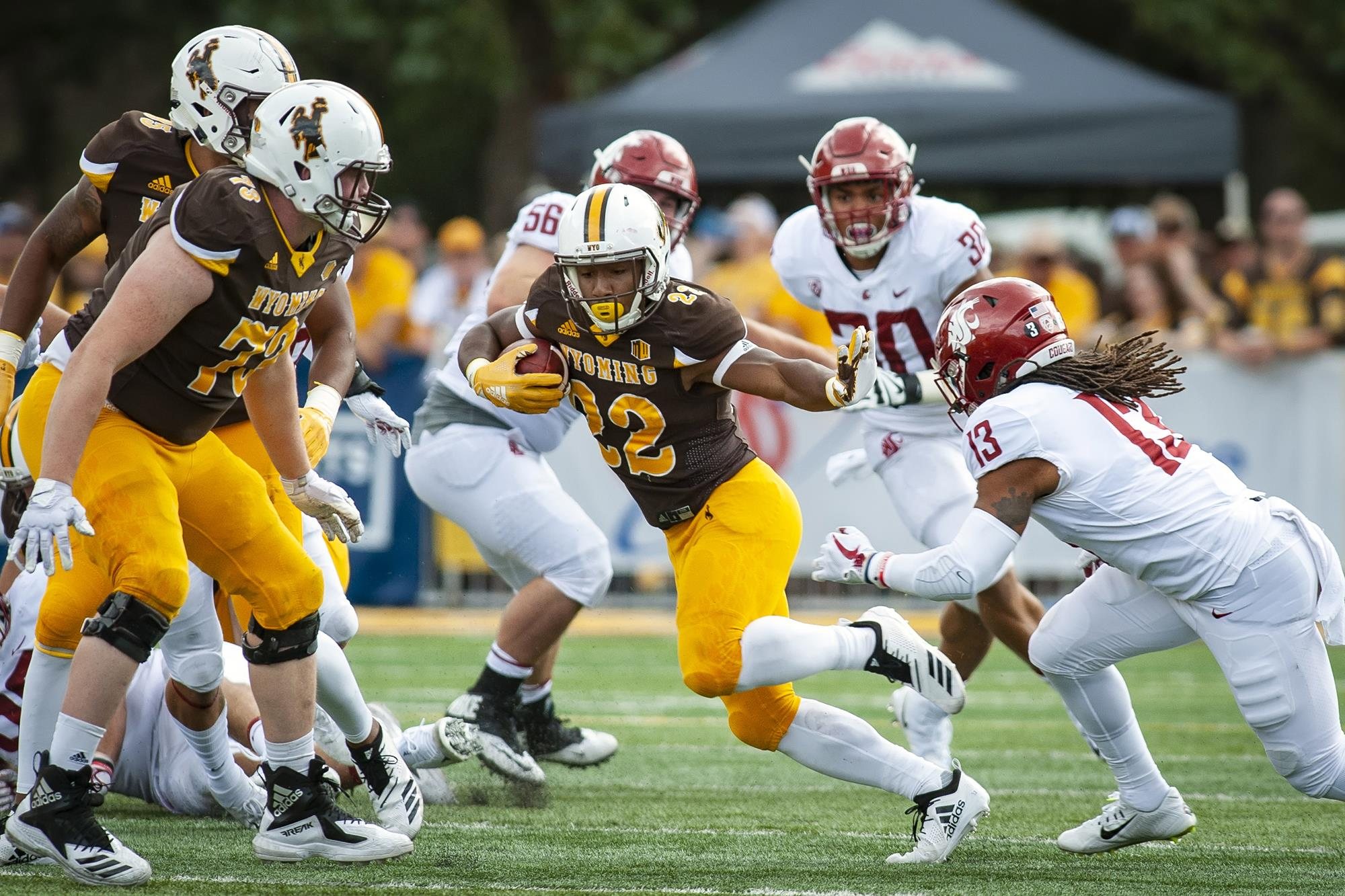 First Ever Meeting Between Wyoming And Missouri Set For Saay