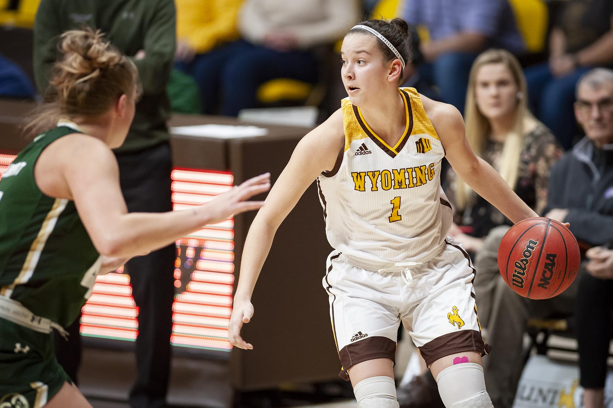 Cowgirls Shooting to Push Win Streak to Double-Digits Against Fresno